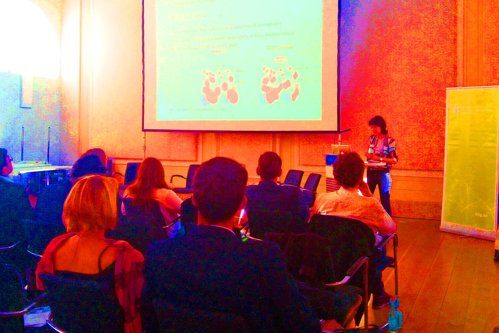 Vortrag eHealth Annika Mierke